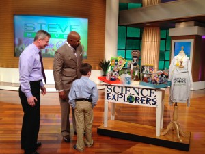 Steve Harvey show pic